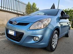 Hyundai i20 blu drive gpl 2010 perfetta euro 6