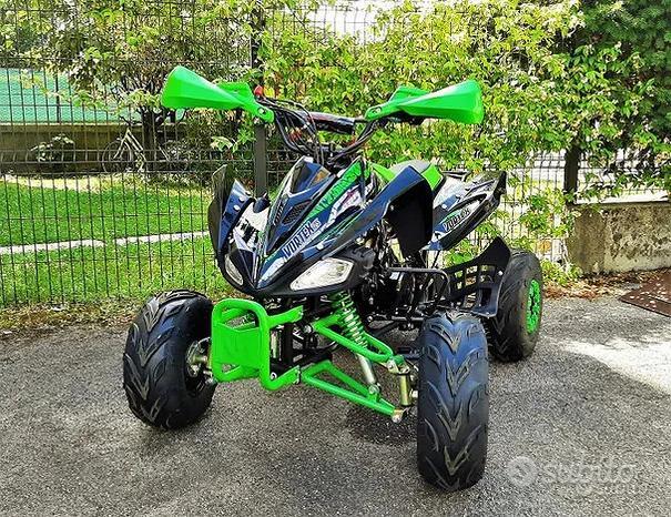 NUOVO Quad VORTEX 125cc R7 Super Well