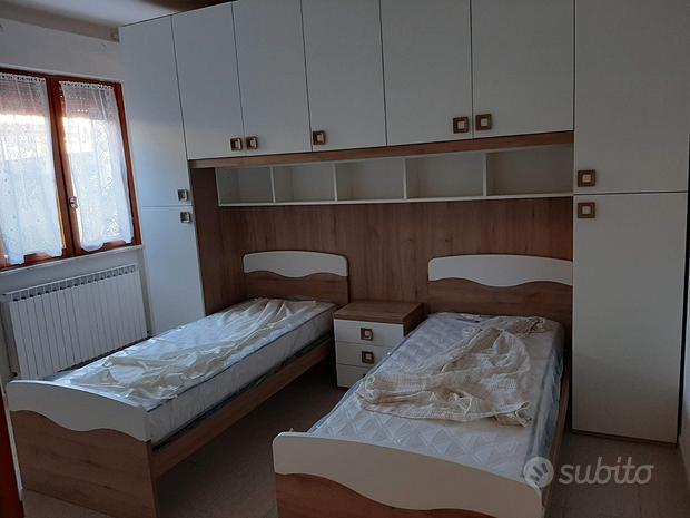 Camera da letto 2 posti singoli