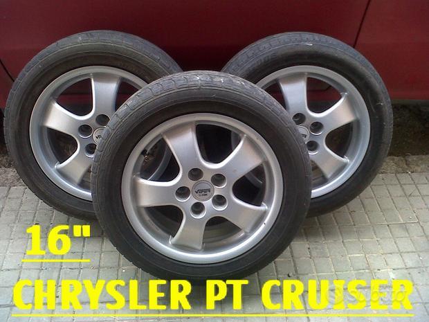 """Cerchi per CHRYSLER PT CRUISER (3) TRE -16"""""""