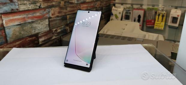 Samsung Galaxy Note 10 usato con memoria 256gb