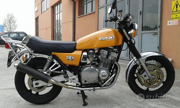 Suzuki GSX 750 - 1982