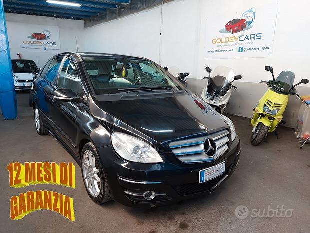 Mercedes classe b200 sport cdi 12mesi garanzia