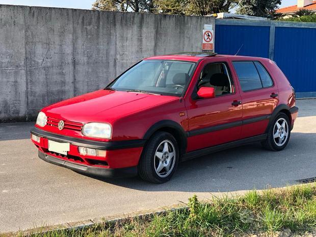 Volkswagen Golf 2.0 cat 5 porte GTI