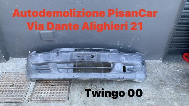 Paraurti anteriore posteriore renault twingo 1