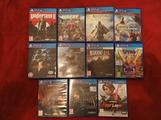 Videogame ps4 giochi playstation