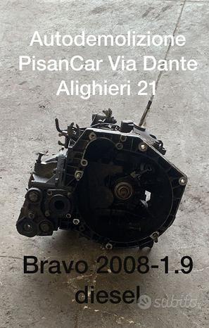 Cambio fiat bravo 2008 1.9 diesel