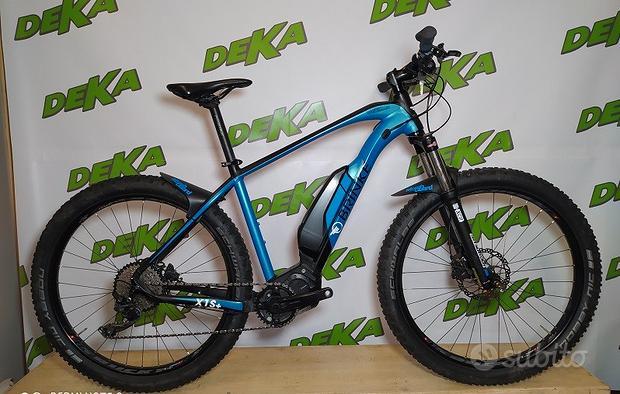 Bicicletta e-mtb usata brinke x1s+, taglia m