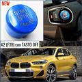 TASTO Start Stop BMW SERIE X2 F39 PULSANTE BLU