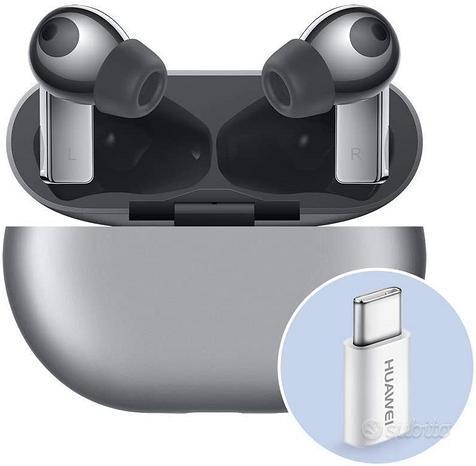 Huawei FreeBuds Pro con Adattatore Huawei AP52