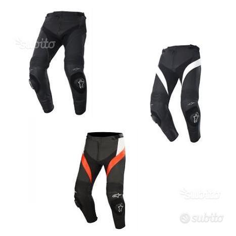 Pantalone alpinestars missile pelle