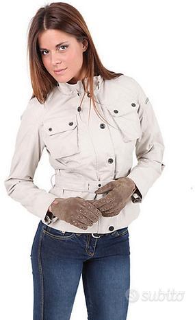 Giacca moto katmay donna impermeabile protezioni