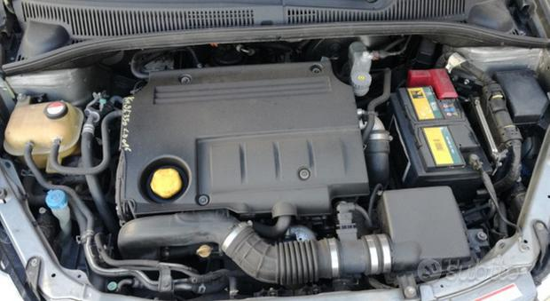 Fiat 16 carter servofreno tergicristalli vaschetta