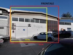 Capannone + uffici 320 mq