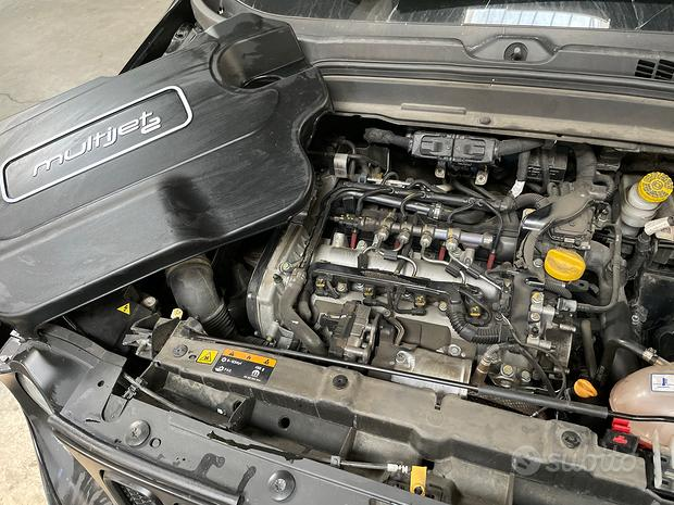 Motore jeep renegade multijet 1.6