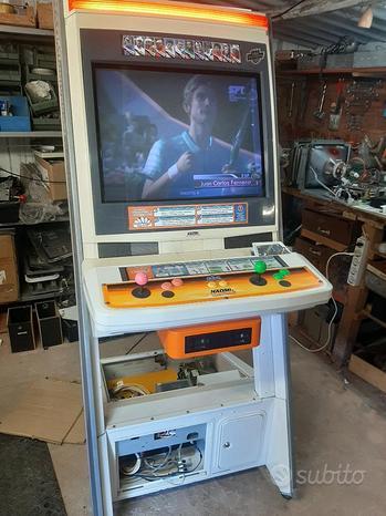 Arcade Virtua Tennis 3