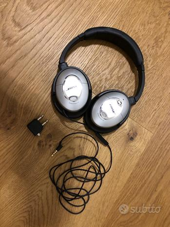 Cuffie Bose QC15 noise cancelling