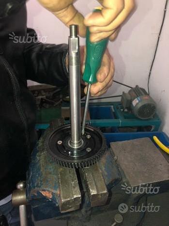 Adattatore prolunga bafang 100 motore press fit 92