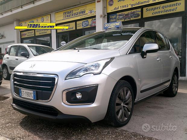 Peugeot 3008 1.6 115cv HDi Active