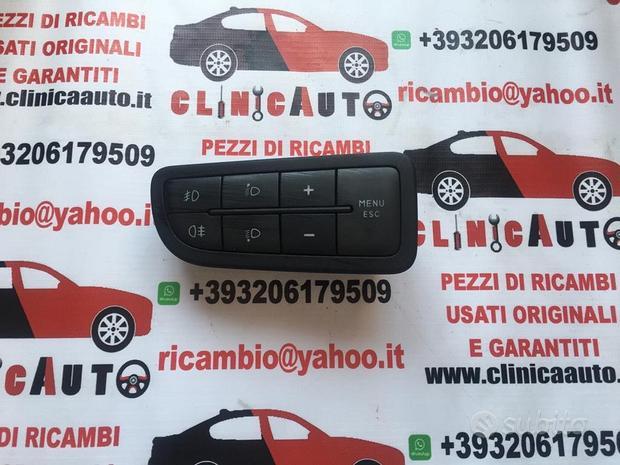 Pulsantiera comando luci Fiat Abarth 2009