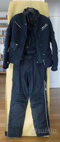 Giacca+Pantalone SPIDI H2Out Venture Donna Tg.XS