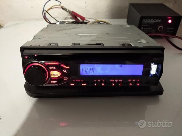 Autoradio Pioneer Alpine Sony Kenwood