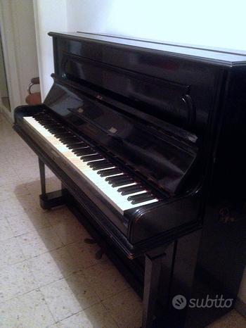 Pianoforte verticale Roeseler con stima