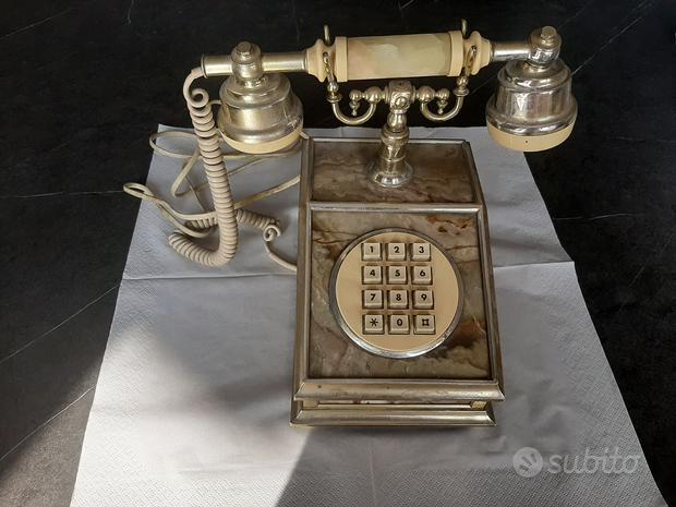 Telefono da arredo
