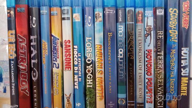 BLU-RAY & DVD famiglia/bambini