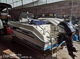 Scafo romar mirage 510 open poss di motore