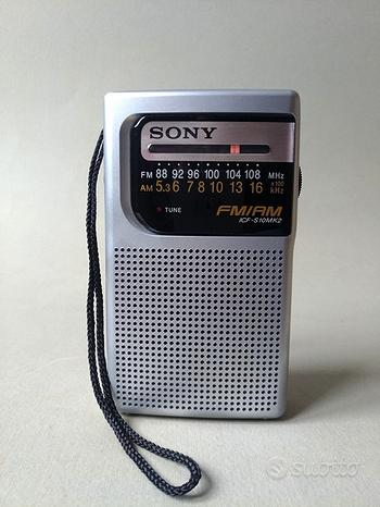 Radio portatile Sony ICF-S10 MK2