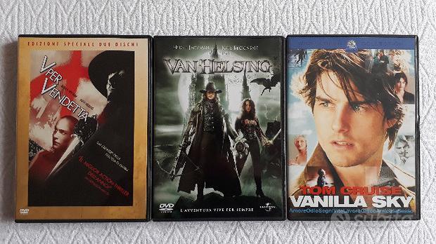 Film DVD Originali U e V - Edizioni Special,Rarità