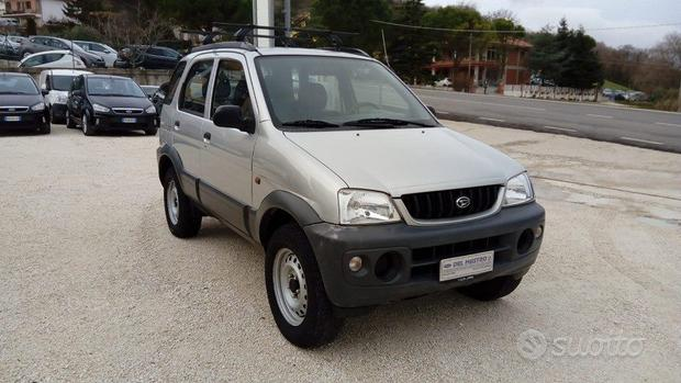 DAIHATSU Terios 1.3i 16V cat 4WD Impianto GPL