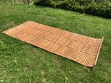 Tenda in legno avvolgibile UNOPIU'