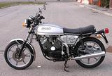 Moto Morini gt 350 - 1976