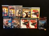 God of war PS2/ps3/Psp