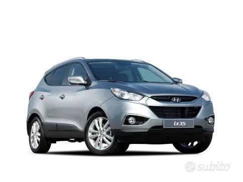 Ricambi auto Hyundai ix20,ix35 2017/21