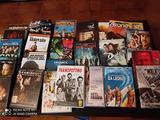 DVD film vari