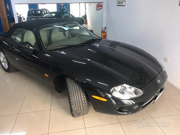 Jaguar XK2