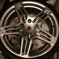 Cerchi in lega 19 Porsche Turbo/ Giulietta