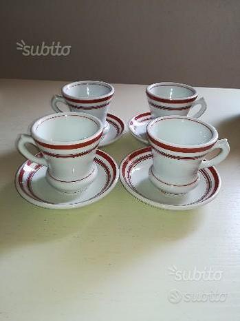 Set tazze caffè/cappuccino