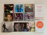 Set cd e libri Tiziano Ferro