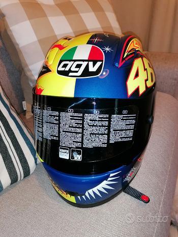 Agv XR-2 replica Valentino Rossi