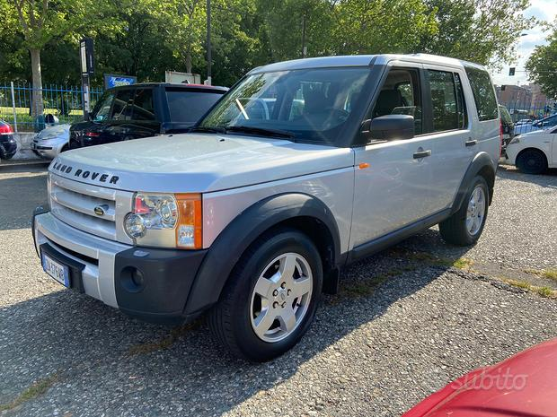 LAND ROVER Discovery 3 2.7 TDV6 SE 2005