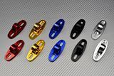 Adattatore retrovisore Racing per supersport Naked