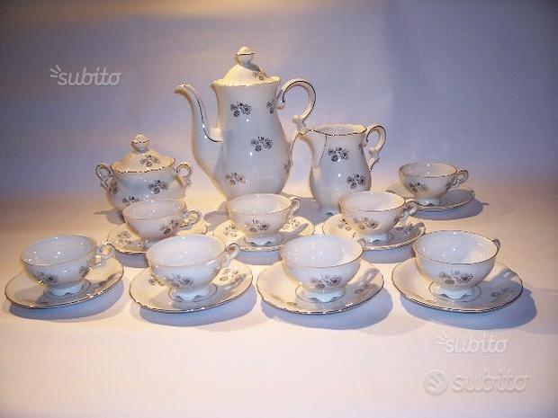 Servizio da caffè Mitterteich da 8 tazze