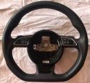 Audi volante in pelle originale