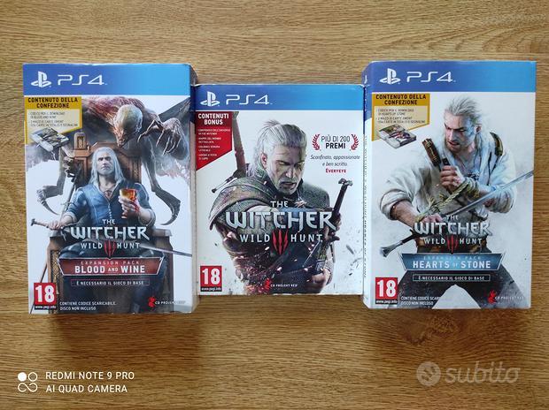The Witcher 3 D1 Edition, DLC con carte gwent