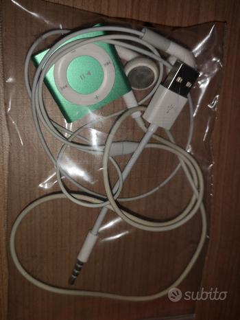 Apple IPod Shuffle 4 Gen. 2Gb verde