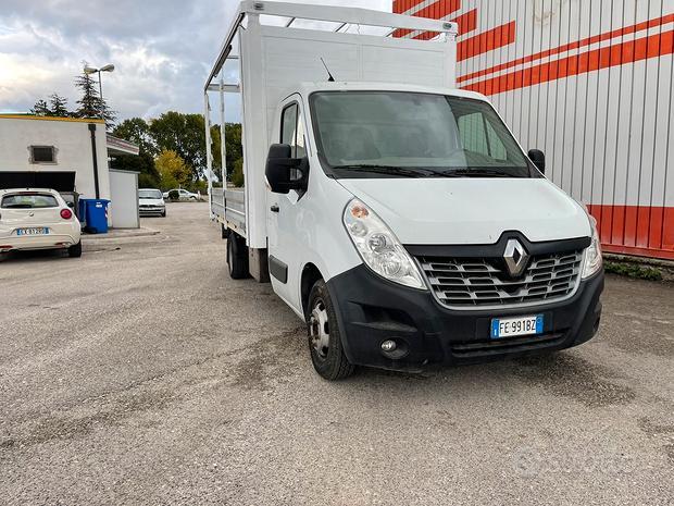 Renault Master 2016 CENTINA ALLA FRANCESE